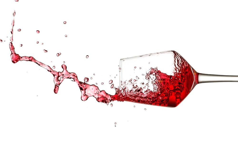Wine Spill